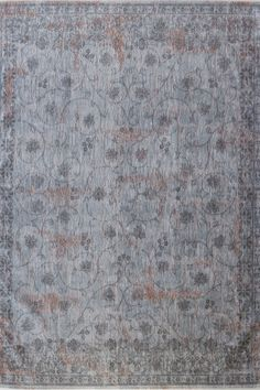 Karpet Vintage Fedra Light Grey 8099 - Vloerkledenwinkel - Vloerkledenwinkel.nl