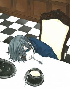 Ciel Phantomhive cute!! That is the cutest thing I have ever seen *squeals*