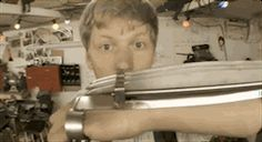 Crazy Dude Builds Fully Automatic Wolverine Claws In His Garage | TechCrunch