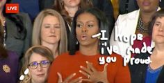 nice Michelle Obama Holds Back Tears As She Ends Her Final Speech As FLOTUS: 'Being Your First Lady Has Been The Greatest Honor Of My Life' Check more at https://10ztalk.com/2017/01/06/michelle-obama-holds-back-tears-as-she-ends-her-final-speech-as-flotus-being-your-first-lady-has-been-the-greatest-honor-of-my-life/