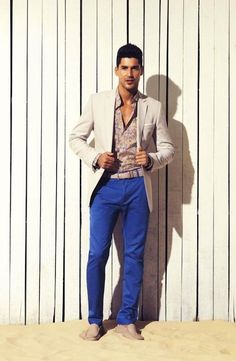 Caliber Spring-Summer 2013 Collection Mens Lookbook ~ Men Chic- Men's Fashion and Lifestyle Online Magazine
