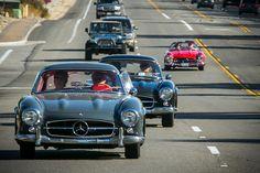 #300SL in La Quinta, CA.    Photo: Royce Rumsey