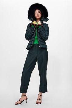 Compre Primavera Jeans Bead Mulher Bordado Calças De Cintura Alta Calças De Lã Pantalon Taille Haute Femme Calças Mulheres Calças Femininas De
