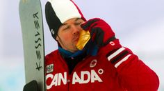 Jasey-Jay Anderson - Snowboard Parallel Slalom - Gold Vancouver Waited 12 years to see this guy win. Still my all time favourite Olympic moment Canada, Olympic Team, Winter Games, Quebec City, Winter Olympics, Snowboard, Vancouver, Windbreaker, Site Officiel