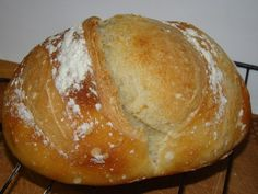 Pastry Recipes, Bread Recipes, Croissant Bread, Bread And Pastries, Bread Rolls, Naan, Diy Food, Recipies, Food And Drink