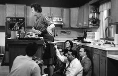 Julia Child (interesting behind the scenes shot)