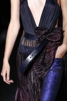 Haider Ackermann Spring 2014 Ready-to-Wear Collection Slideshow on Style.com