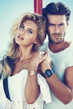 His & Hers #GUESS #Watches