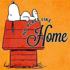 Snoopy, No Place like Home ~ღ~