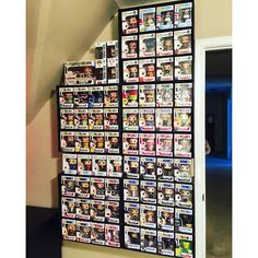 Funko Pop Display Shelf for Lightweight Vinyl Toys - Display Geek, Inc.