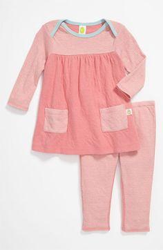 Stem Baby Dress & Leggings (Infant)   Nordstrom