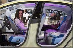 Así es estar a bordo de un auto sin conductor - http://www.leanoticias.com/2014/03/07/asi-es-estar-bordo-de-un-auto-sin-conductor/