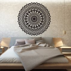 Mandala, Tapestry, Crafts, Home Decor, Hanging Tapestry, Tapestries, Manualidades, Decoration Home, Room Decor