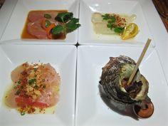 Matsuhisa sashimi