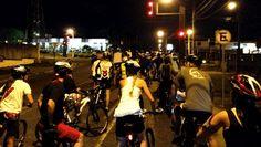 BIKE-TRIP ROTEIRO 5 - PEDAL NOTURNO EM CURITIBA