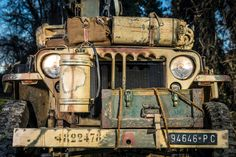 This Ford GPW was discovered in the Tunisian desert of North Africa along with a horde of abandoned military vehicles, shortly after it found was sent to Ww2 Facts, The Rat Patrol, Special Air Service, Desert Climate, Vintage Jeep, Willys Mb, Jerry Can, Military Modelling, Street Tracker