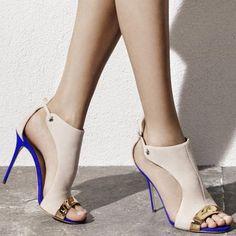 66.21$  Buy here - http://alippr.worldwells.pw/go.php?t=32788196608 - Designer Color Block Dress Sandals High Heels Open Toe Women Sandal Thin Heel Fashion Gladiator Sandal