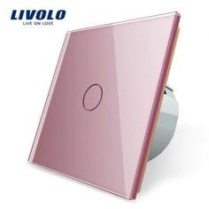 V našom obchode nájdete elegantné dotykové vypínače luxusných značiek Iphone, Glass, Touch, Wall, Self, Luxury, Drinkware, Yuri