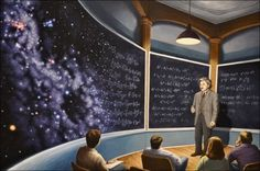 surrealistic-paintings- Rob Gonsalves