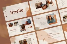 Orches Google Slides | Creative Google Slides Templates ~ Creative Market Business Plan Presentation, Portfolio Presentation, Presentation Templates, Data Charts, Charts And Graphs, Creative Powerpoint, Google, You're Awesome, Keynote Template