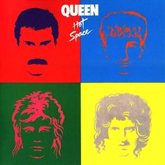 Queen--Hot Space