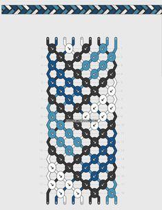 String Bracelet Patterns, Diy Bracelets Patterns, Yarn Bracelets, Diy Bracelets Easy, Embroidery Bracelets, Bracelet Crafts, Diamond Friendship Bracelet, Diy Friendship Bracelets Patterns, String Friendship Bracelets