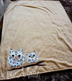 Applique Blankets