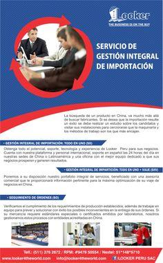 SERVICIO DE GESTIÓN INTEGRAL DE IMPORTACIÓN