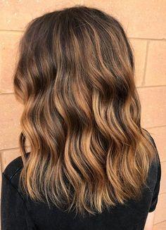 Perfekt für den Herbst: Color-Melting ist der neue Haartrend aus L.A.