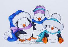 Christmas Yard Art, Christmas Topper, Christmas Rock, Christmas Paper Crafts, Christmas Drawing, Christmas Paintings, Christmas Animals, Christmas Projects, Bird Template