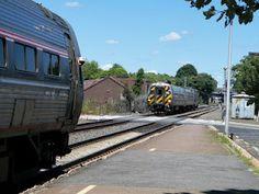 I Haz a Choo Choo Train Problem: Trolling the Tracks: Meriden and Waterbury