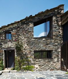 Ferran López | Rehabilitación Mas de la Riba | HIC Arquitectura