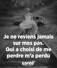 #citations #vie #amour #couple #amitié #bonheur #paix #esprit #santé #jeprendssoindemoi sur: www.santeplusmag.com Mood Quotes, Life Quotes, Positiv Quotes, Quote Citation, Free Mind, French Quotes, Favorite Words, True Facts, Some Words