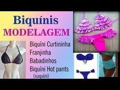 YouTube Swimsuits, Bikinis, Swimwear, Sewing Lingerie, Best Lingerie, Designer Lingerie, Moda Fitness, Hot Pants, Alana Santos