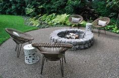 The 5 Main Types of Fire Pits You Need to Know Before Purchasing - Cozy Home 101 Outside Fire Pits, Cool Fire Pits, Diy Fire Pit, Fire Pit Backyard, Cinder Block Fire Pit, Cinder Block Garden, Cinder Blocks, Nutrition Education, Home Depot