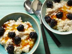 A bowl of gluten-free oatmeal will warm you up on the coldest of days.