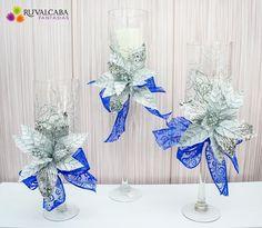 ¡¡En #RuvalcabaFantasías estamos listos para recibir la #Navidad con hermosas decoraciones!! 🎄
