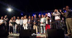 Κώστας Γαβράς, Άλσος Περιστερίου 28/6/2015