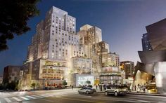 Long-Awaited Grand Avenue Project by Gehry Partners to Begin Construction