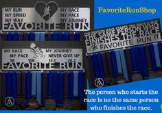 Favorite Run Race Medal Hanger