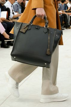 Louis Vuitton | Spring 2015 Menswear Collection #kimjones #details