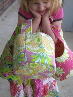Sew Me Some Love: Easter Baskets!!