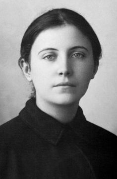 St. Gemma Galgani: Italian mystic and lay woman. Mystical experiences: victim soul; stigmatic; ecstatic. Extraordinarily beautiful woman who from childhood on desired only union with God. Great physical suffering. She honored the Passion of Christ and at her request, was buried in the Passionist habit.