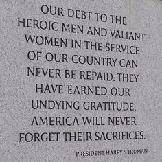 .God Bless Our Active Servicemen and Our Veterans. Thank you for your service to our nation.