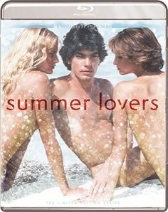 Summer Lovers - Blu-Ray (Twilight Time Ltd. Region A) Release Date: August 11, 2015 (Screen Archives Entertainment U.S.)