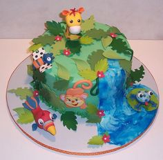 The Icing on the Cake: First Birthday Cakes