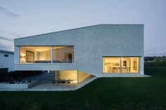 'house in the march district' by kit architects, in switzerland