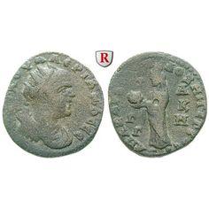 Römische Provinzialprägungen, Kilikien, Anazarbos, Valerianus I., Triassarion 253/254 (Jahr 272), s-ss: Kilikien, Anazarbos.… #coins