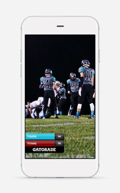 High school football is about to get a lot more Snapchat-friendly.