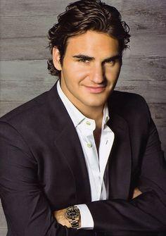 Roger Federer*Tennis Pro!  Loooove!